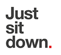 Just Sit Down Pos